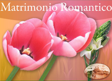 Matrimonio Romantico in Primavera