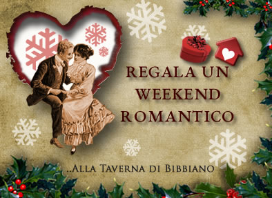 Regala un Weekend Romantico