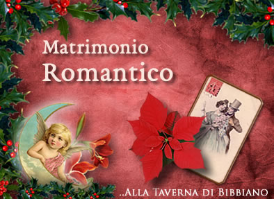 matrimonio romantico in inverno