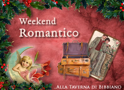 weekend romantico in inverno