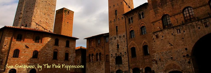 Weekend romantici in Toscana Siena San Gimignano
