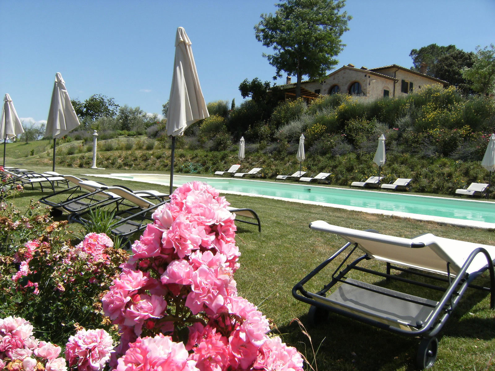 Your Romantic Anniversary in Tuscany by romantic farmhouse Taverna di Bibbiano