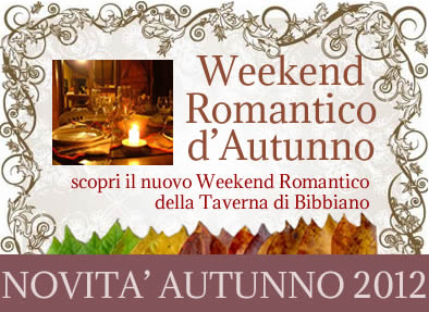 Weekend Romantico d'Autunno