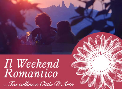 weekend romantico in toscana