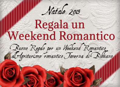 regala weekend romantico