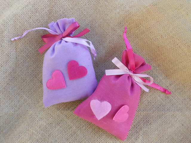 A fragrant lavender bag for your Saint Valentine's. Romantic Farmhouse in Tuscany, between Siena and Florence